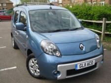 Renault Kangoo Dynamique Tomtom DCi